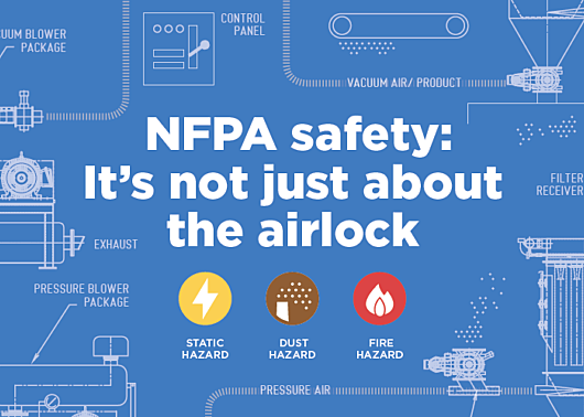 NFPA Safety It's not just about the airlock